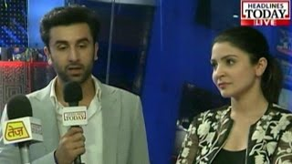 News Today At Nine: Anushka, Ranbir Promote Bombay Velvet