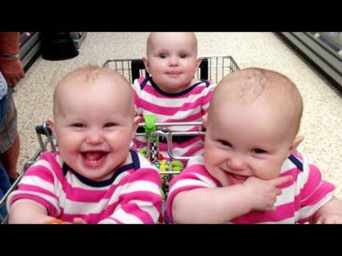 Funny Triplets Babies Playing Together||Funny Baby and Pet