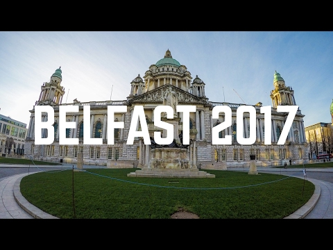 My Trip to Belfast, Northern Ireland