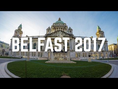 My Trip To Belfast, Northern Ireland