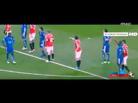 Manchester United Vs Leicester City 1-1 All Goals & Highlights