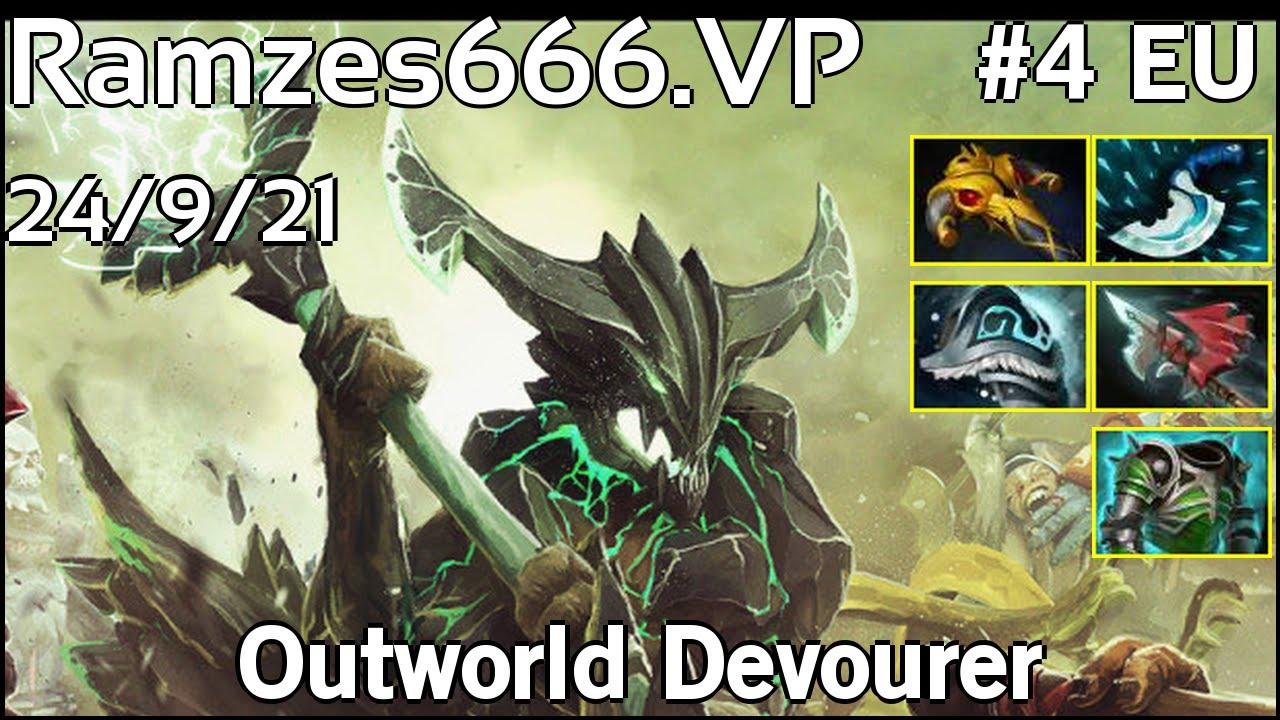 Ramzes Outworld Devourer Dota