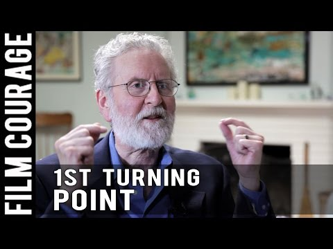 First Turning Point In Screenplay Structure: Opportunity and New Situation by Michael Hauge