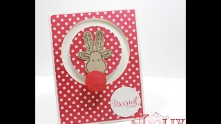 Stampin' Up! Cookie Cutter Christmas Card #2