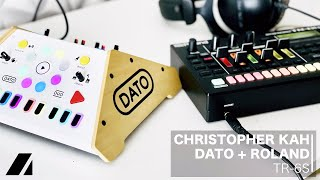Christopher Kah - Session XLII - Dato Duo x Roland TR-6S