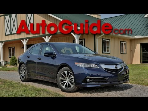 2015 Acura TLX - Review