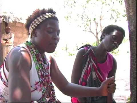 Sangoma Traditional Healers - Medicine Women in South Africa