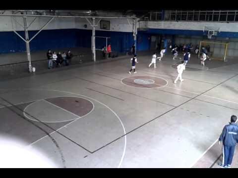 Futsal - C.A.Horizonte vs Empleados de Comercio - Gol Portillo