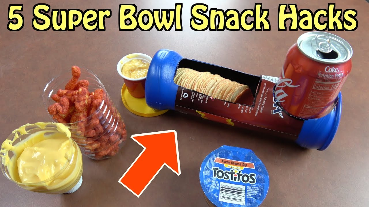 recipe: superbowl snack statistics [24]