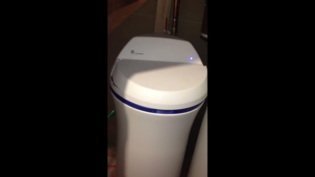 No Salt Water Conditioner