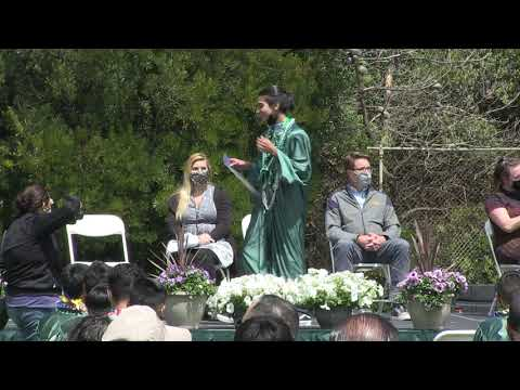 Parkside Intermediate 8th Grade Commencement Ceremony 2021