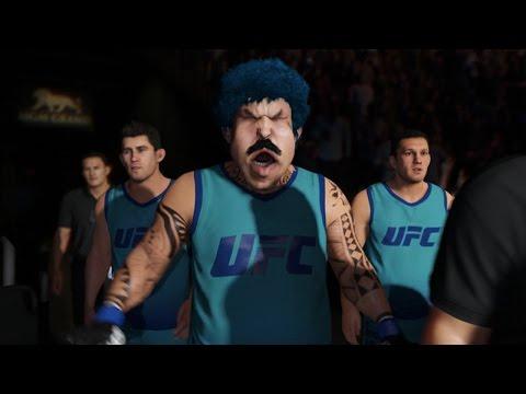 UFC 2 Career Mode #3 - Ultimate Fighter Finale