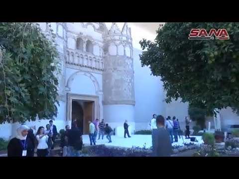 Syria : Damascus Museum Opens Its Doors Again After Six Years Closure