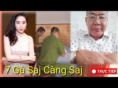 """🔴Trực Tiếp: 7 Gà (Kim Mao TV) Cùng Antifan """"Gjật mi'nh"""" Khi Biết Thủy Tiên Làm Th,ủ t,ục Này"""