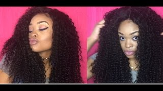 How I Revive/Maintain My Brazilian Curly Hair |Ft. Ms Here Hair Indian Curly
