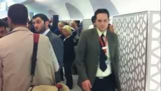 エジプト旅行 アブダビ国際空港でチケット発行に1時間30分すよ!