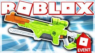 HOW TO GET NERF ZOMBIE STRIKE DREADBOLT!! (ROBLOX HALLOW'S EVE EVENT - A Tale Of Lost Souls! *EP 2*)