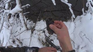 Полювання на бобра капканом Барнаул взимку. Незвичайні випадки на полюванні. Коли не щастить по повній!