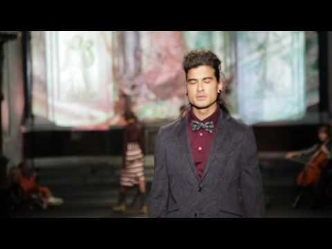Fashion Show - Nieuwe kerk Amsterdam