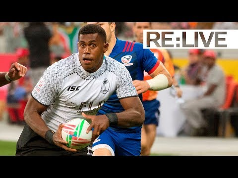 RE:LIVE: Fiji score a classic in Cape Town final