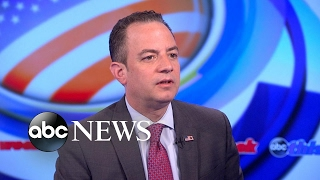 White House Chief of Staff Reince Priebus on President Trump's first 100 days