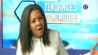 TENDANCES ECONOMIQUES  (REBECCA ENONCHONG) EQUINOXE TV DU 08 DECEMBRE 2017