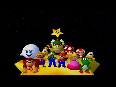 Mario Party 1 Japanese Final Episode Eternal star