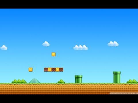 """สูตรเกม ฉากลับ """"Mario""""  เกมคลาสสิคตลอดกาล"""