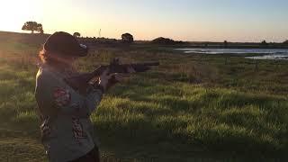 Adler A110 shotgun