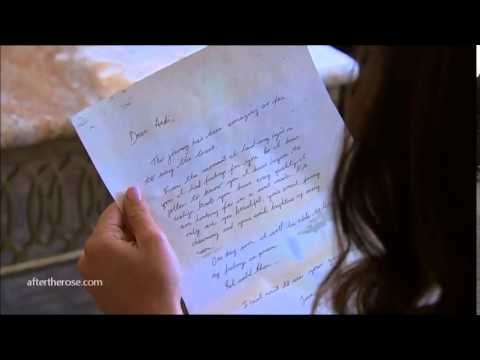 secret admirer letters the bachelorette dorfman 39 s secret admirer letter 24783 | hqdefault