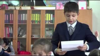 Открытый урок по литературе (критическое мышление) И. С. Тургенев