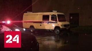 В Гольянове нашли крупный схрон с оружием