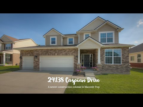 Maiga Homes: 24138 Caspian Dr, Macomb Twp Property Tour