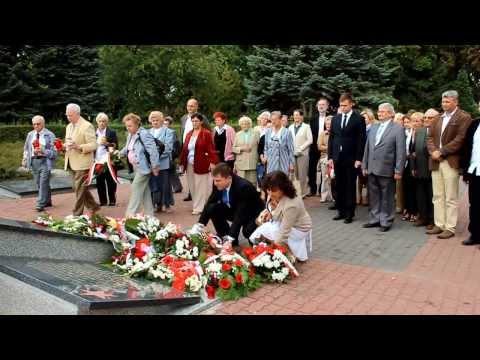 74. rocznica wybuchu II Wojny Światowej, obchody w Szczecinku