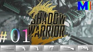 [Vietsub] Cùng chơi Shadow Warrior 2: Tập1 Wang đã trở lại, chất ngầu hơn xưa