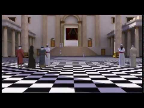 פרוייקט יומא: בית המקדש 3D BEIT HAMIKDASH