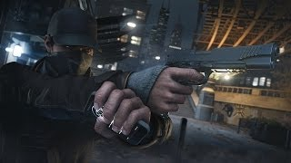 Watch Dogs Noir - Chicago The Vigilance of My Fear