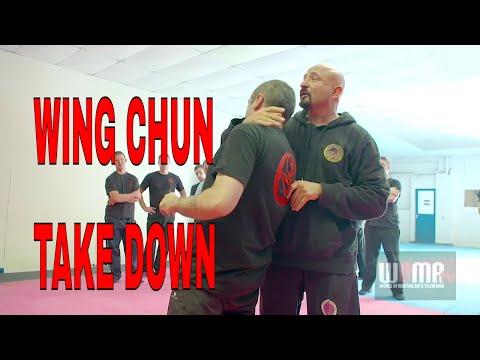 COMBAT TAKE DOWN Wing Tchun Do