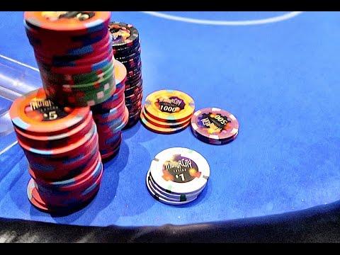 Around the Poker World, in Detroit