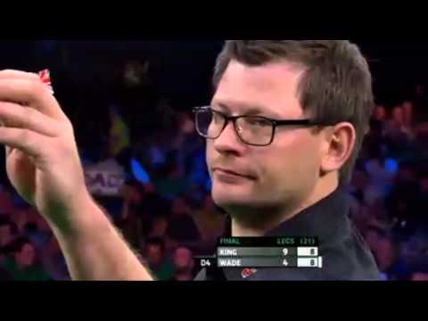 James Wade vs Mervyn King - Final PDC The Masters 2014