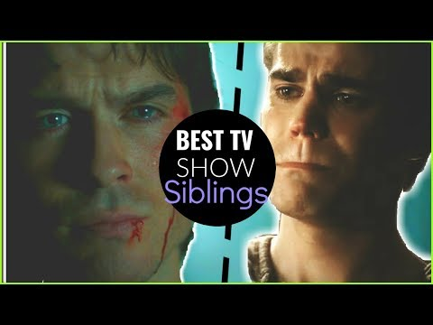 BEST TV  SIBLINGS * TRY NOT TO CRY*