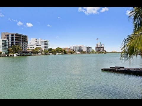 Premier Bal Harbour Village Waterfront Estate