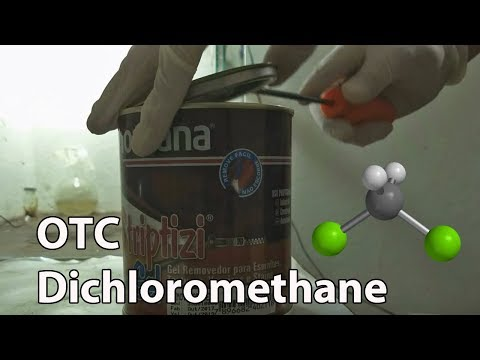 Dichloromethane Extraction - Distillation Of Methylene Chloride From Paint Stripper