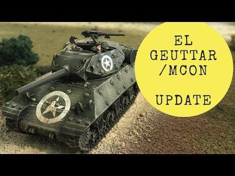 MillenniumCon/ El Guettar Battle Update |