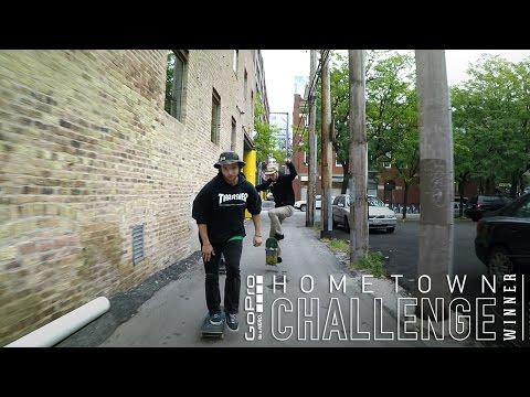 GoPro: Chicago Skate - SLS Hometown Challenge Winner