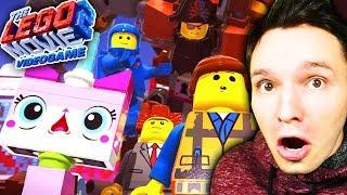 AUßERIRDISCHE vernichten die KOMPLETTE Lego WELT! (The LEGO Movie 2 Videogame)