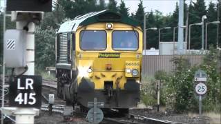 Rail Freight Compilation | UK