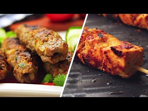 2 Homemade Kebab Recipes