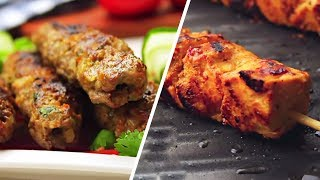 2 Homemade Kebab Recipes