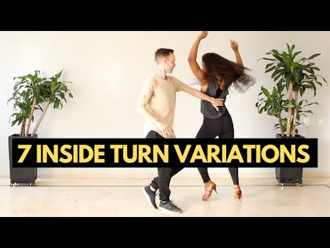 7 Salsa Inside Turn Variations You Should Know